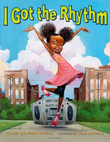 Cover of I Got the Rhythm