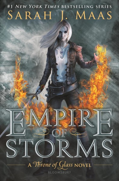 Cover of Empire of Storms