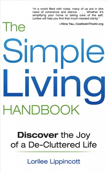 Cover of The Simple Living Handbook