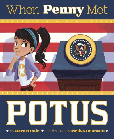 Cover of When Penny Met POTUS