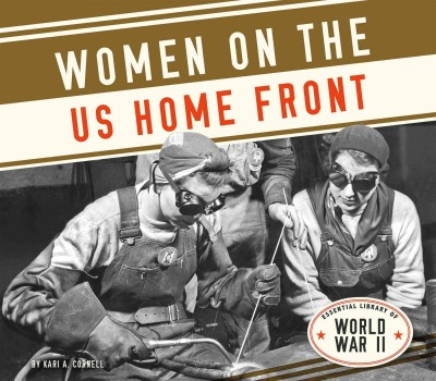 Cover of Women on the U.S. Home Front