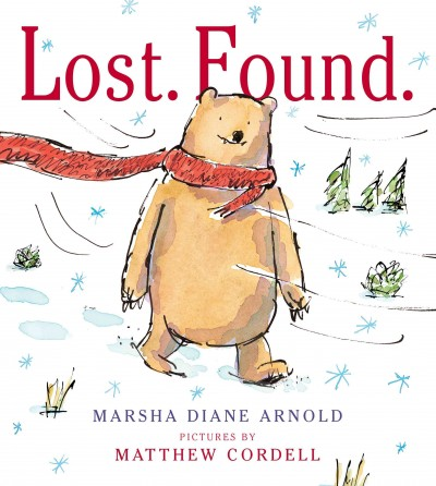 Cover of Lost. Found.