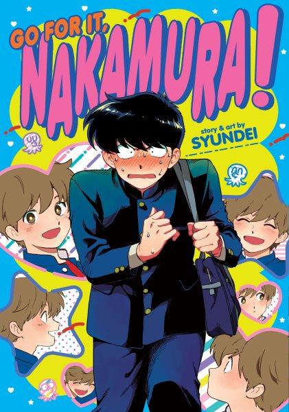 Cover of Go for it, Nakamura!