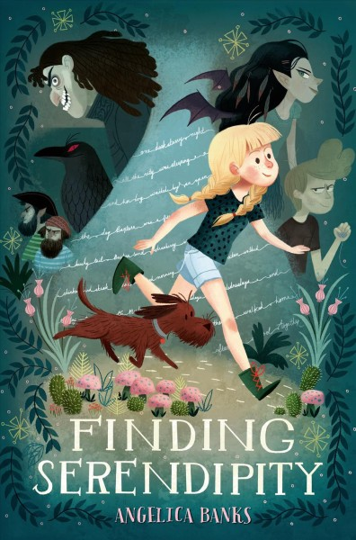 Cover of Finding Serendipity