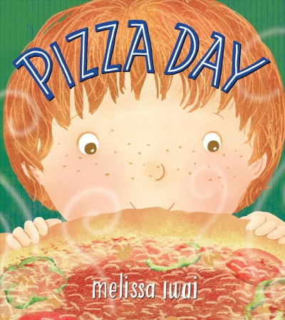 Cover of Pizza Day