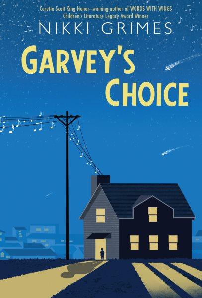 Cover of Garvey's Choice