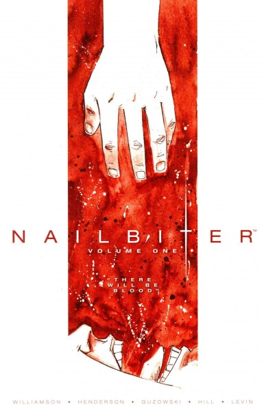 Cover of Nailbiter Vol. 1: There Will Be Blood