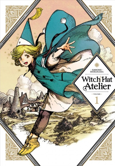 Cover of Witch Hat Atelier