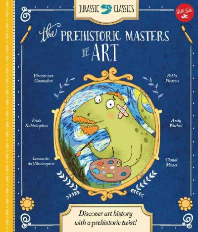 Cover of The Prehistoric Masters of Art