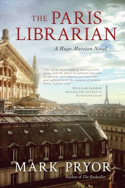 Cover of The Paris Librarian