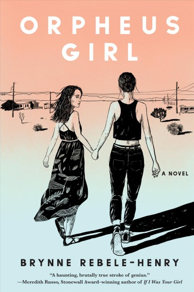 Cover of Orpheus Girl