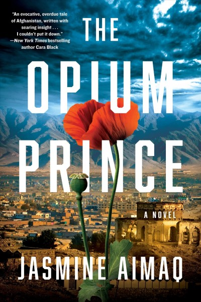 Cover of The Opium Prince