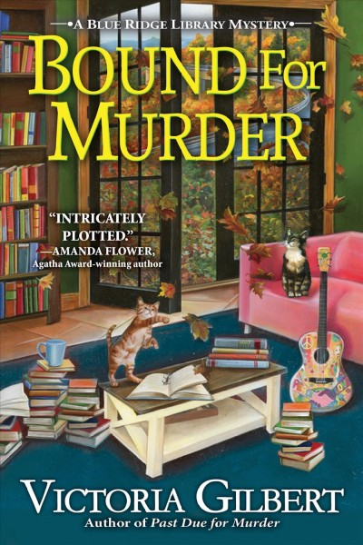 Cover of Bound for Murder