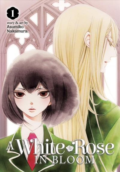 Cover of A White Rose in Bloom