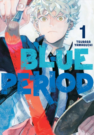 Cover of Blue Period