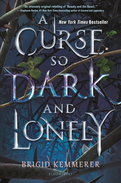 Cover of A Curse So Dark and Lonely
