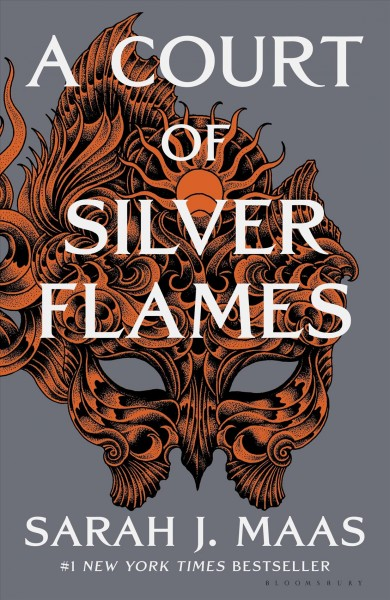 Cover of A Court of Sliver Flames