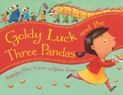 Cover of Goldy Luck and Three Pandas