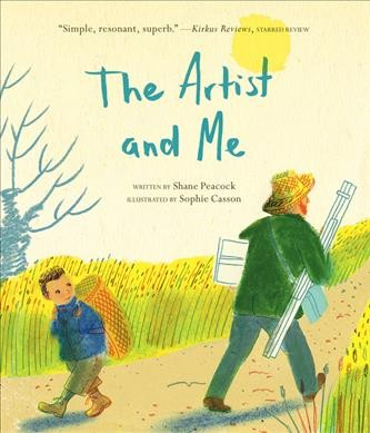 Cover of The Artist and Me