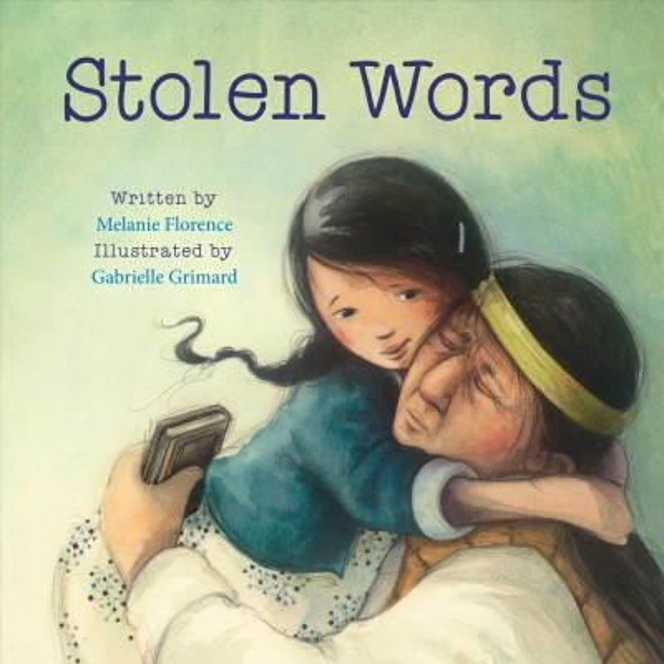 Cover of Stolen Words