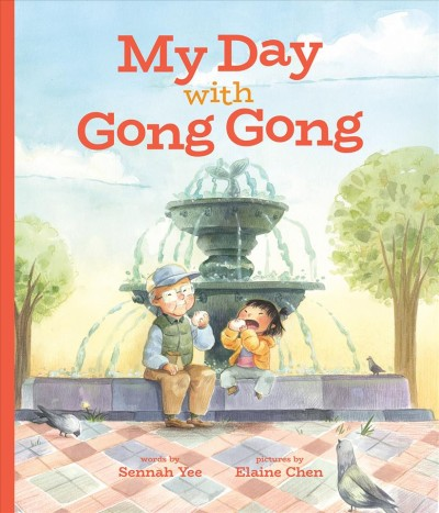 Cover of My Day with Gong Gong