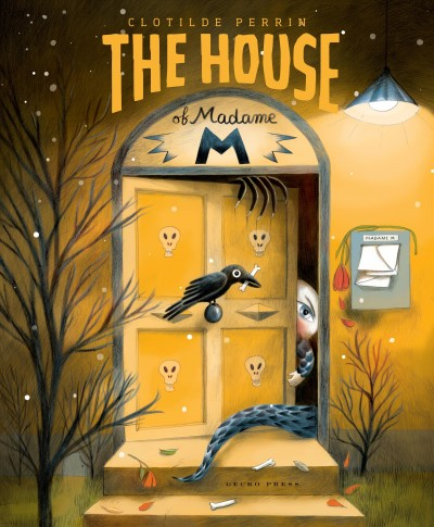 Cover of The House of Madame M.