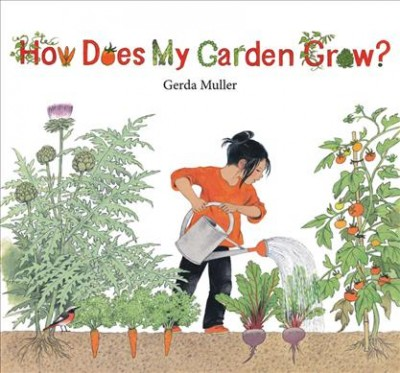Cover of How Does My Garden Grow?