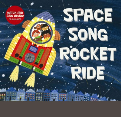 Cover of Space Song Rocket Ride