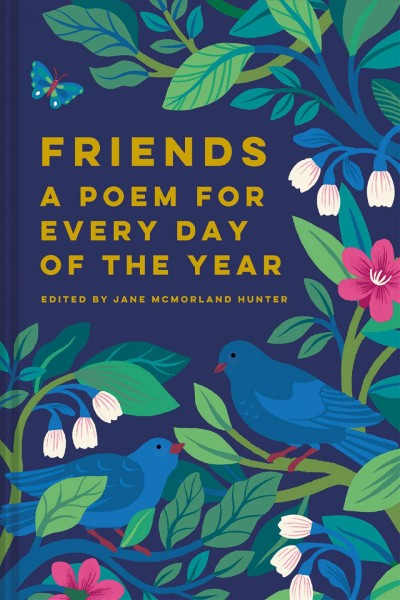 Cover of Friends: A Poem for Every Day of the Year