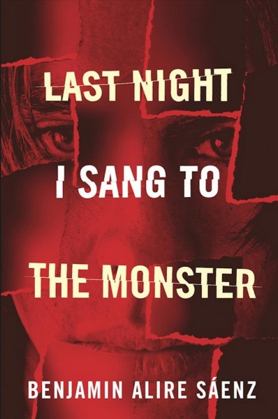 Cover of Last Night I Sang to the Monster