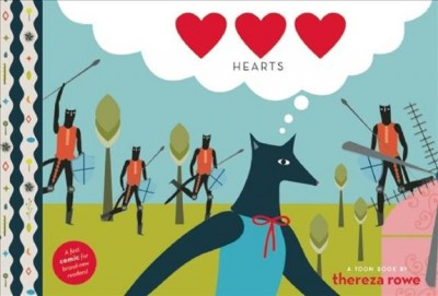 Cover of Hearts