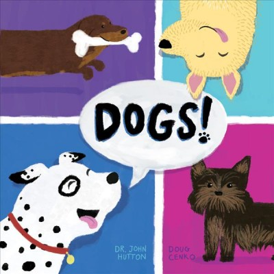 Cover of Dogs!