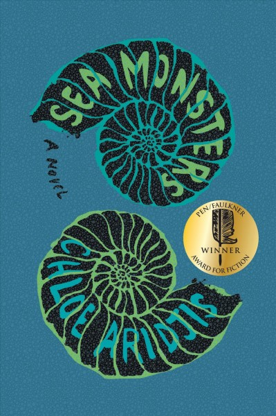 Cover of Sea Monsters