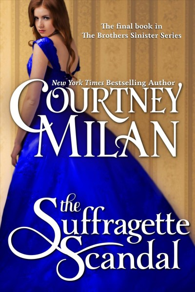 Cover of The Suffragette Scandal