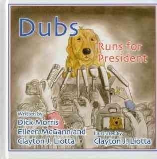 Cover of Dubs Runs for President