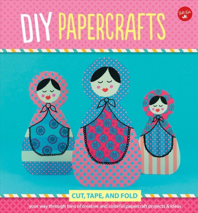 Cover of DIY Papercrafts