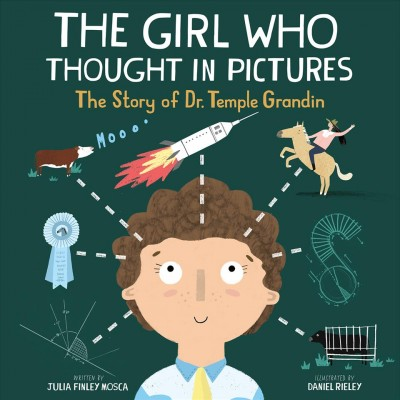Cover of The Girl Who Thought in Pictures