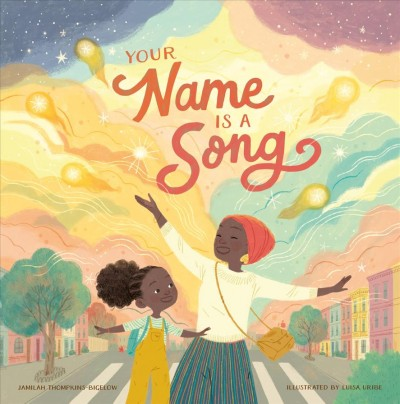Cover of Your Name Is a Song
