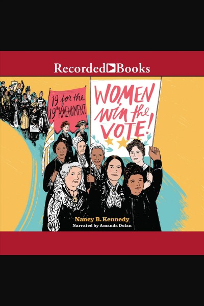 Cover of Women Win the Vote!