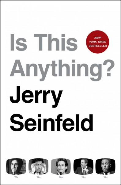 Cover of Is This Anything?