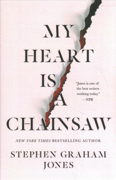 Cover of My Heart is a Chainsaw