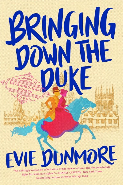 Cover of Bringing Down the Duke