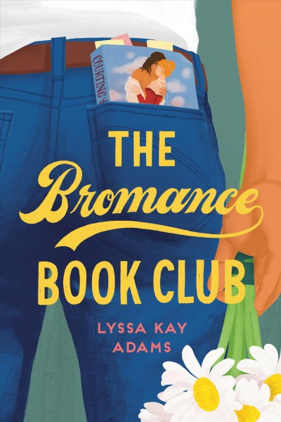 Cover of Bromance Book Club