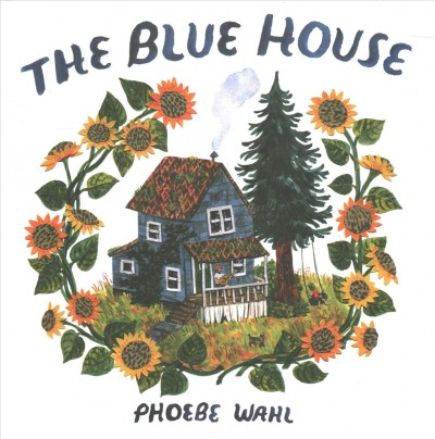 Cover of The Blue House