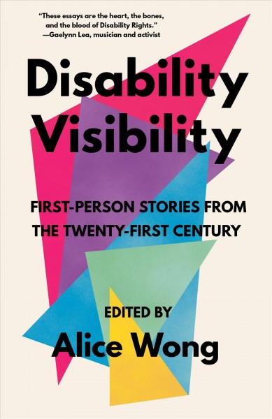 Cover of Disability Visibility