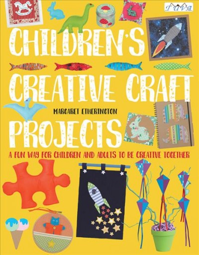 Cover of Children's Creative Craft Projects