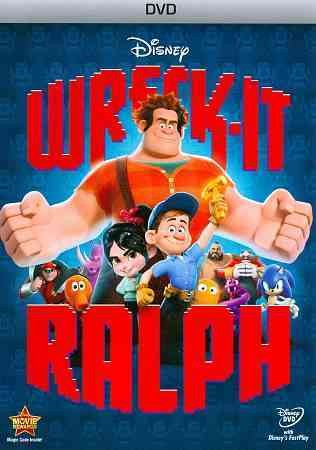 Cover of Wreck-It Ralph