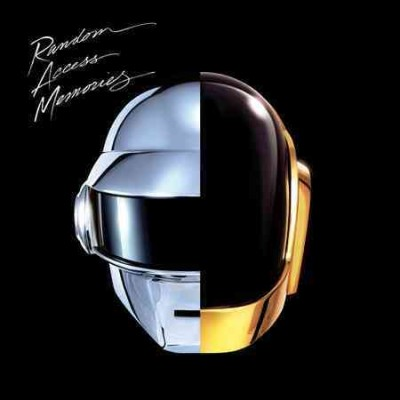 Cover of Random Access Memories