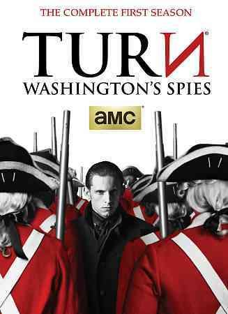 Cover of Turn: Washington's Spies