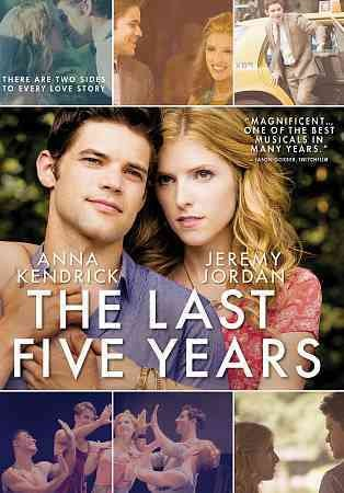 Cover of The Last Five Years